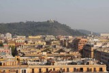 View of Rome from The Vatican