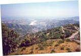The coast from Ursini