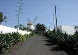 in village Tiagua