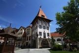 Europe Place in Komarno,Slovakia