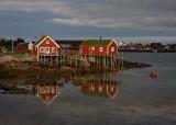 Wooden Houses in Norway