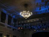 Art Nouveau Theatre Am Steinhof in Vienna