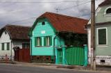 Colours in the Saxon Village Cristian,Romania