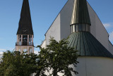 Modern Church Architecture in Norway