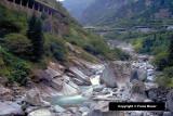 Schöllenen Ravine,Switzerland