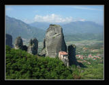 Meteora Monasteries,Greece