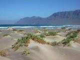 near village La Caleta