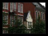Bergen,old house between