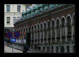 Neoclassical facade