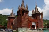 Modern Church Architecture in Romania