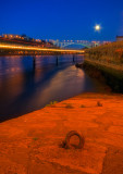 Luar de Janeiro e Ponte da Arrábida