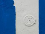 Blue - white - little of blue