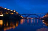 Rio Douro e Ponte Luiz I
