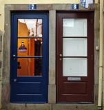 Heterozygotic twin doors 7 and 8