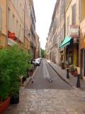 Aix en Provence - Streets