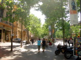 Cours Mirabeau. Aix-en-Provence