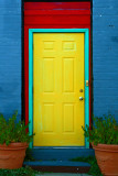 Colorful Door on 95 Johnson Park