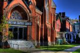 Prospect Avenue Baptist Church - 1867-1881