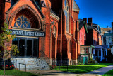 Prospect Ave Baptist Church