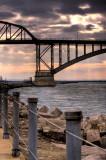 The Bridge From Nowak Pier