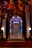 Masonic Door