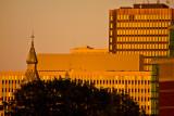 Sunset On Tower
