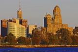 Autumn Hits Buffalo's Shore