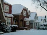 Buffalo Winter Morning