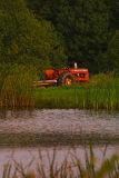 Larry's Tractor