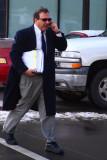 Busy Attorney