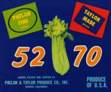 Produce Box Labels