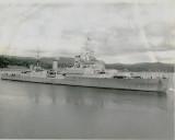 HMCS Uganda at Esquimalt, BC