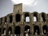 les arènes antiques