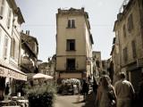 Arles, background arena