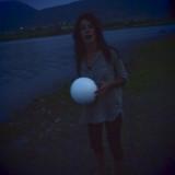 the white ball