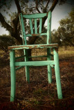 the turquoise chair 3