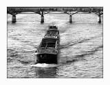 Paris in black and white