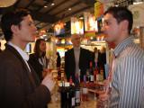 Pierre Caizergues et Vincent Augé Vinisud 2008