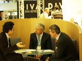 Négociation Vinisud 2008
