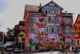Multi-Kulti Coloured House