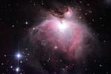 M42 emission nebula - The Orion Nebula
