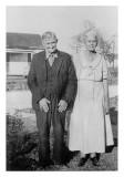 Thomas William Reed and Mary Etta (Nettie) Dehart Reed
