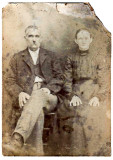 Mary Adeline Green and Isaiah Coleman (?)