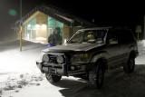 Utah - Blizzard at 3 AM