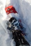 Tetons - Deep Snow