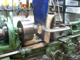 0838 Using a fly cutter to machine a large hole