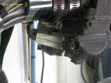 0869 Keihein clip to hold the idle adjuster