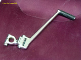 0907 Kick start lever back from the chrome shop