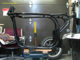 0933 Frame freshly powder coated