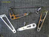 0934 More polished bits (brake torque arms and rearsets)